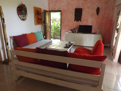 Appartement 100 m² à l'étage à San pedro