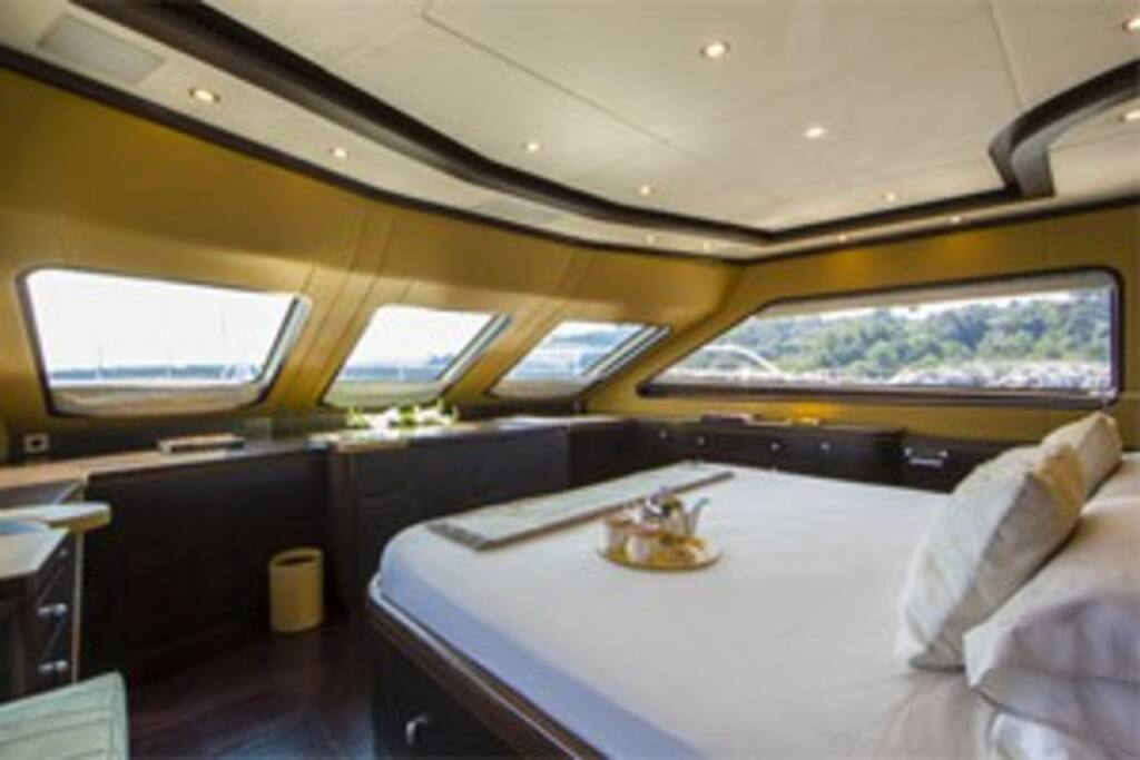 Master Bedroom on Board