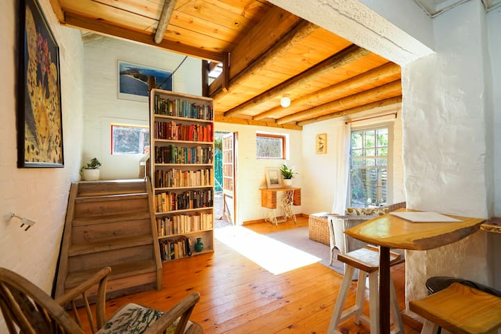 Eco Living at the Red Shed Holiday Cottage