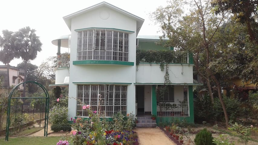 Neemphal the serene bungalow surrounded by trees