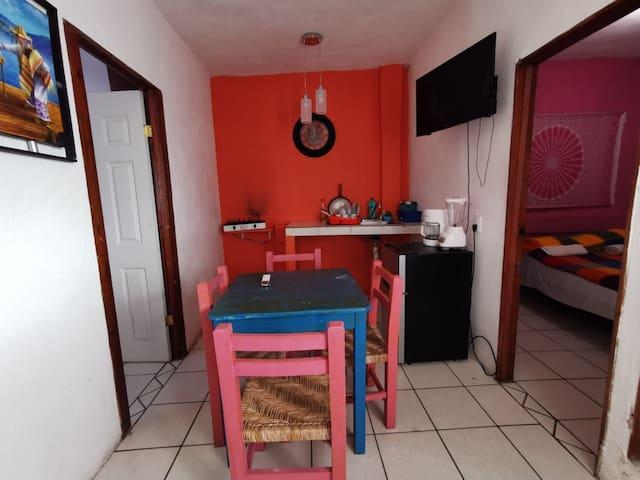 Departamento en el centro de Vallarta. caracol