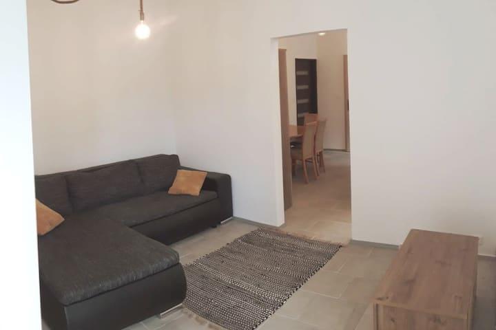 Stylový byt v mikroregionu Šternbersko-Uničovsko