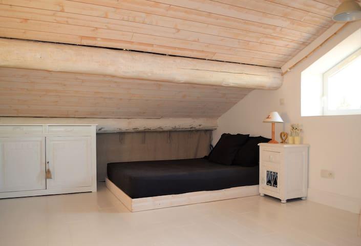Chambre chauffée et climatisée sous le toit - Marsiglia - Casa a schiera