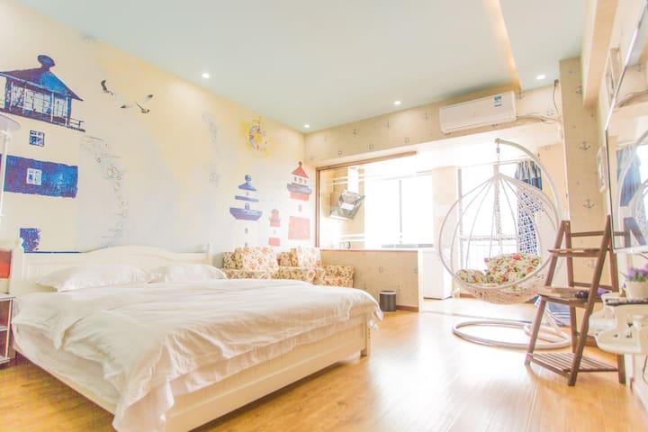 西昌市春天主题公寓 - Liangshan - Apartemen
