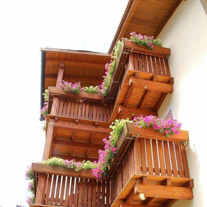 Apartment Rosengarten bei den Dolomiten