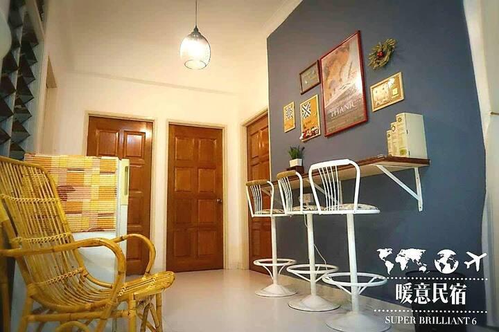 PENANG HiLL探索升旗山-极乐寺 1min to Hawker & Restaurant