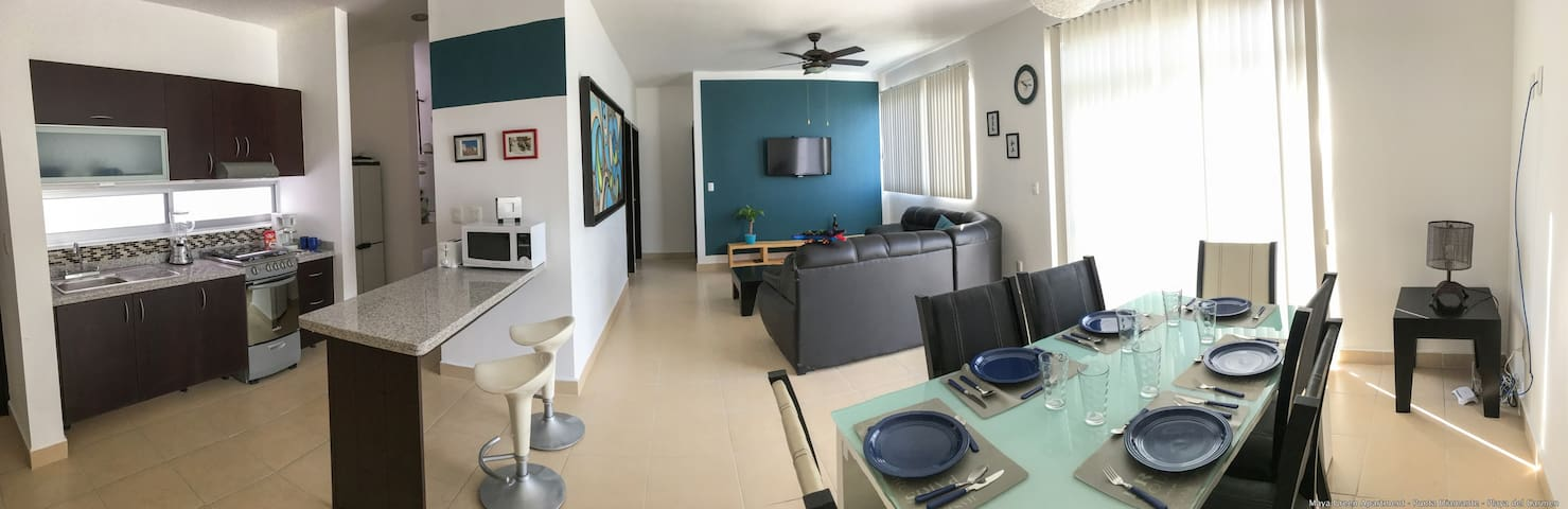 Maya Green Apartment - Punta Diamante