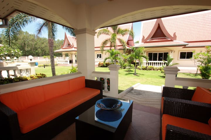 Lovely House in Bang Saray - Sattahip - Casa