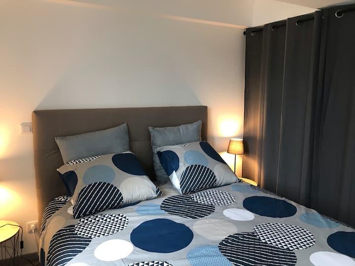 Appartement moderne au calme dans le mâconnais