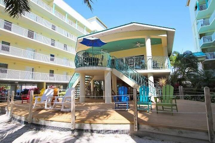 Sunset Vistas 511s - Treasure Island - Apto. en complejo residencial