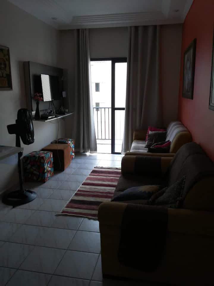 Apartamento 1 quarto Guarujá Enseada