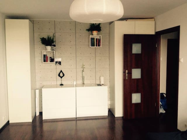 Big room, especially for a couple, near Old Town! - Warszawa - Bed & Breakfast
