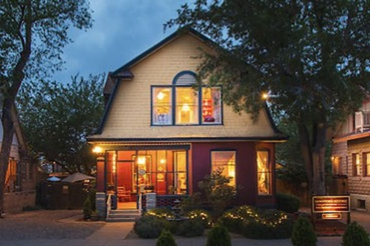 Heritage House-Extended Stay (JUST RE-LISTED)