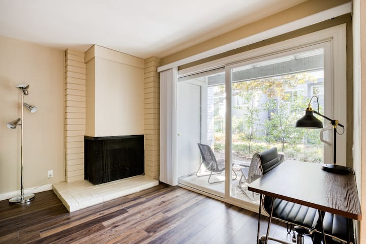Sweet 2BR Place in Sunnyvale
