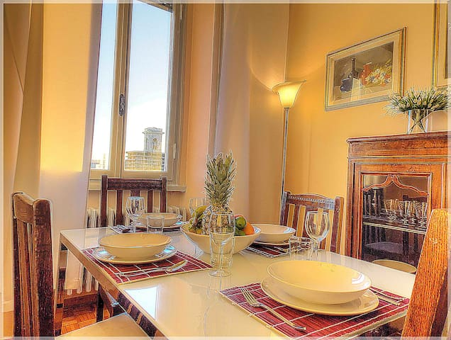 In the Heart (of the Heart) of Florence! - Firenze - Apartment