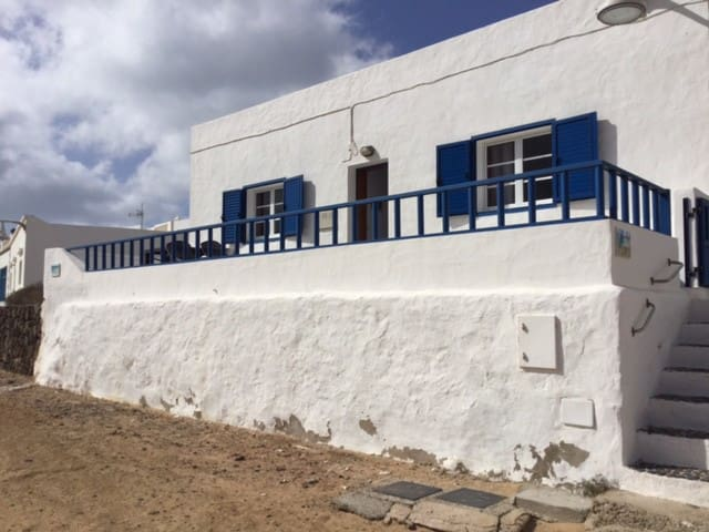 Casa La Playa en La Graciosa - Caleta del Sebo - Talo