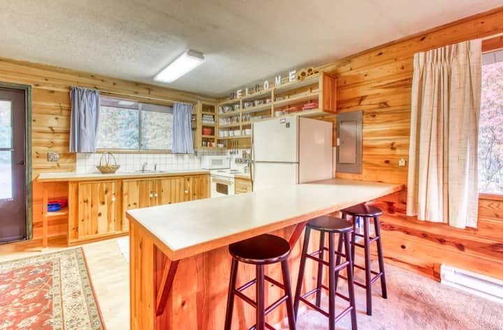 Coles Corner Cabin Leavenworth Wa Stevens Pass Cabins For Rent In Washington United States