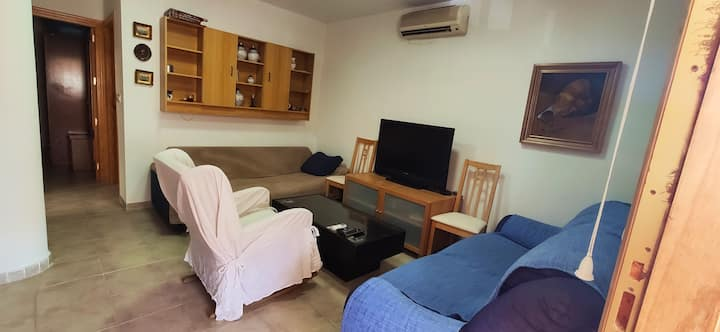 Apartamento entero en Calabardina