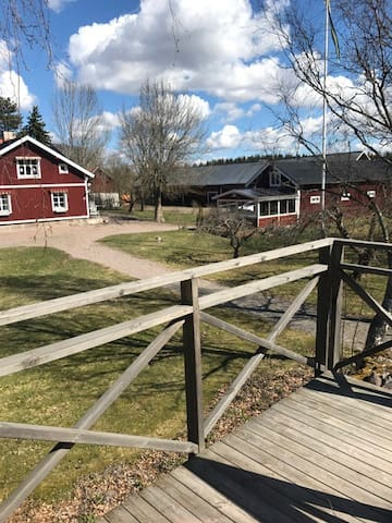 Flat close to Västerås and Stockholm - Åskebro - Appartement