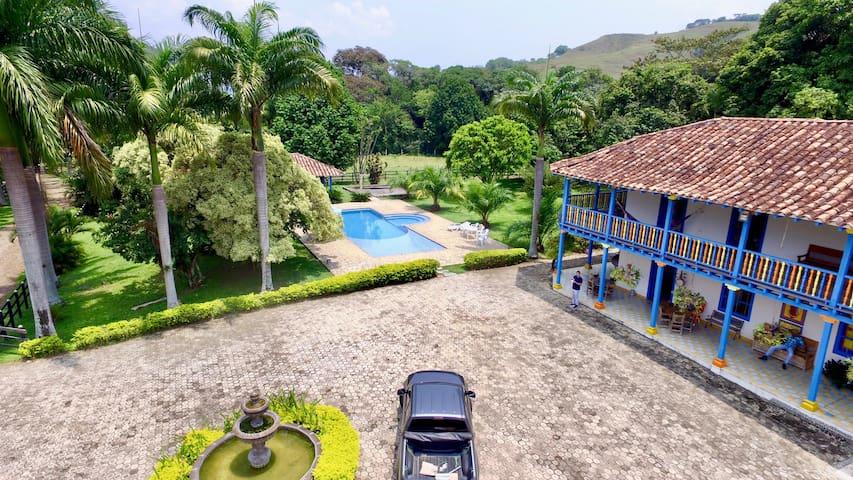 Hacienda El Incora - Venecia , Antioquia