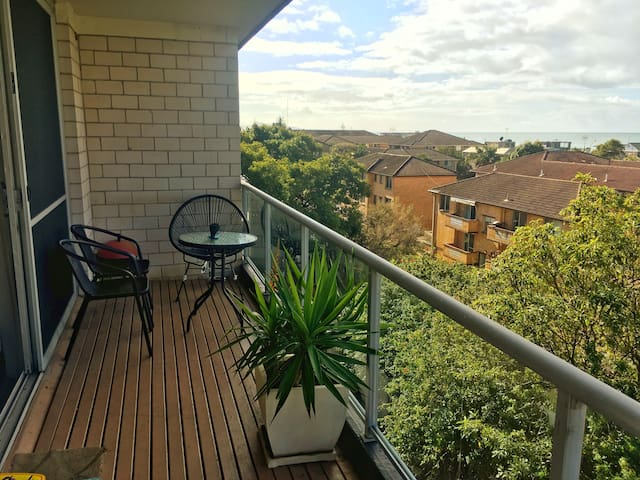 Comfort Pad Metres From The Beach - Collaroy - Leilighet