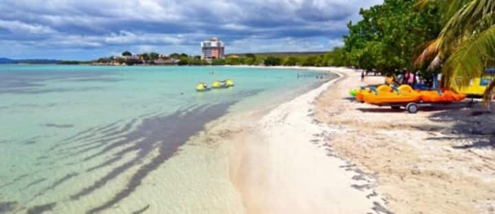 Playa Santa, Guanica, Villa Nazario Ocean House