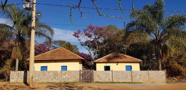 Refugio Canastra  - Casa Fauna, a 400m do Parque.