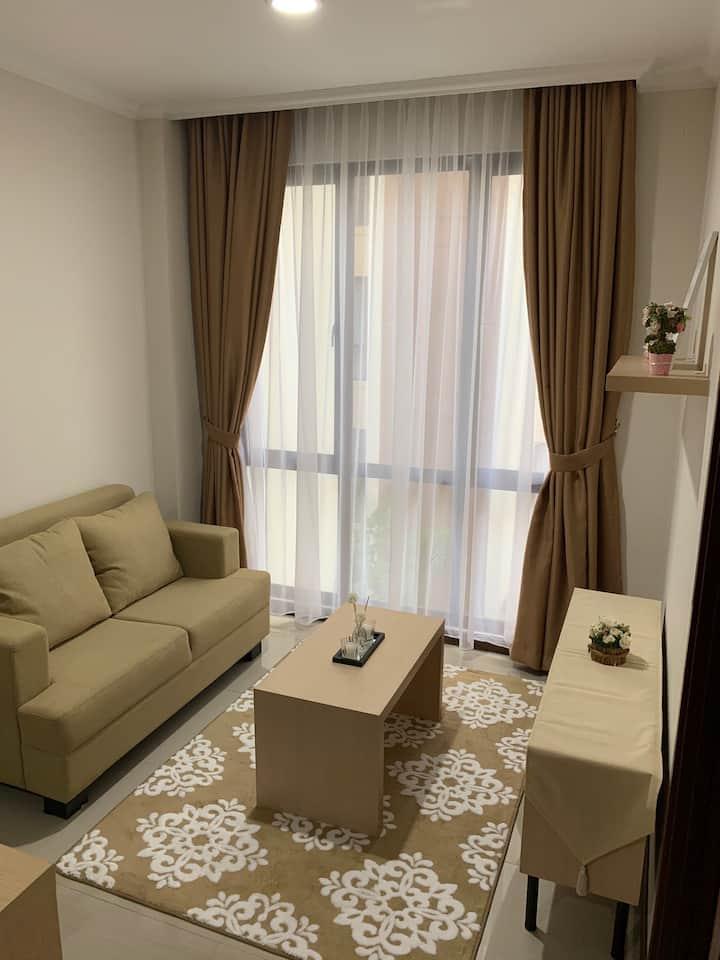 Asatti Garden House Apartment, BSD City, Tangerang