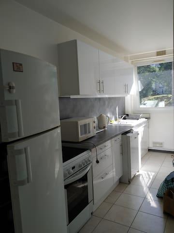 Joli appartement cosy dans résidence calme/Evreux