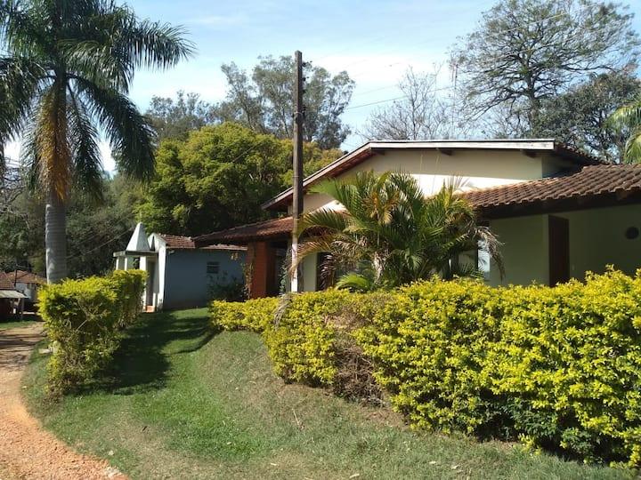 Casa De Campo - São José do Rio Pardo SP