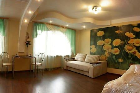 Квартира с ромашками - Днепропетровск