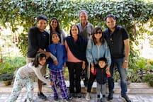 Family Reunion. Nathany's