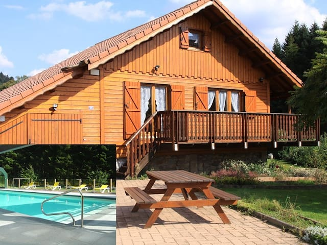 Chalet-Family-Mountain View-Chalet n°12