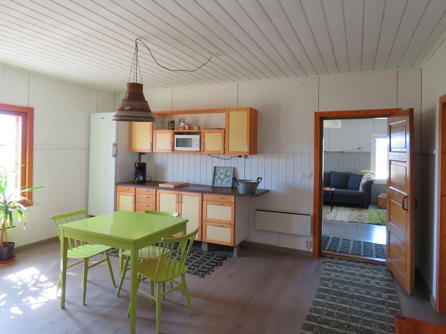 Cozy country house  Maisons à louer à Punkalaidun, Finlande
