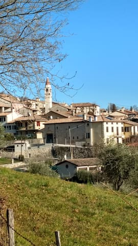 Sweet House in Cassanego - Panoramic View - Cassanego