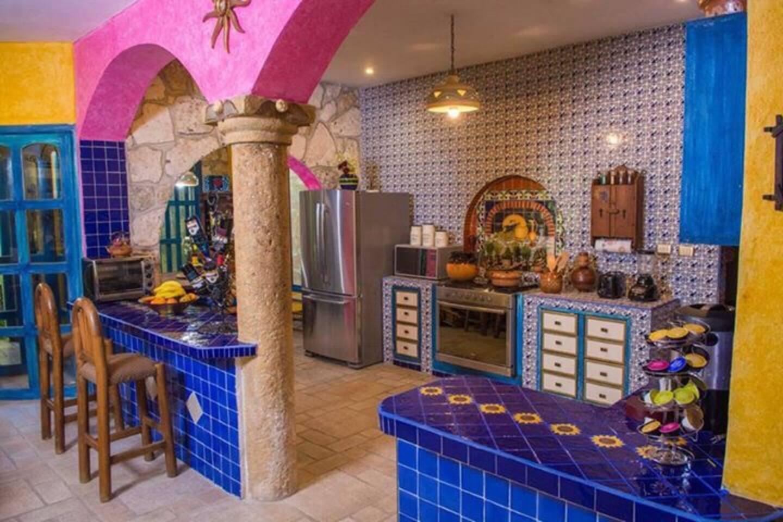 Hermosa decoración al estilo mexicano / Beutiful mexican style decoration.