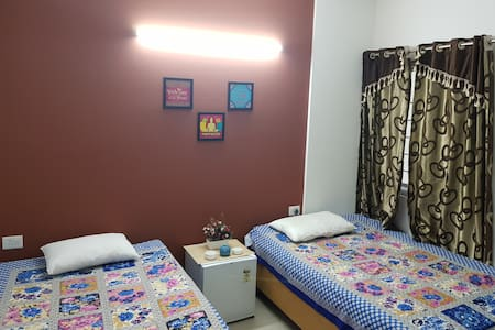 Private room at Cherry County Noida extension