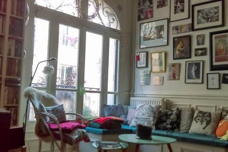 Appart et chambre cosy à Montreuil, proche métro - Montreuil