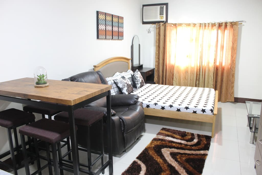 Cozy Studio Near Sm Mall Amp Robinsons Galleria Apartments