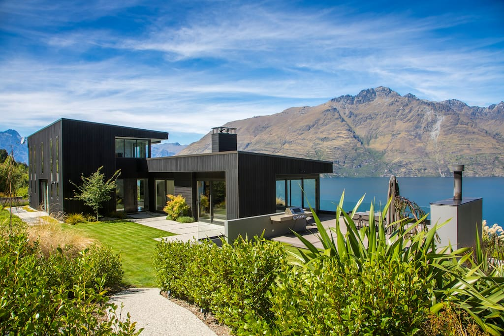 altitude luxury breathtaking views maisons louer queenstown otago nouvelle z lande. Black Bedroom Furniture Sets. Home Design Ideas