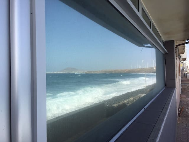 Sea views Yodo in SE Gran Canaria - Pozo Izquierdo - House
