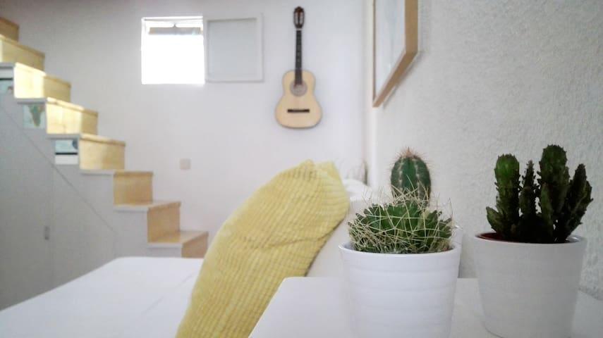 Buhardilla/Duplex en Madrid Centro (P. de Toledo) - Madrid - Apartment