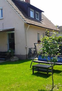 private room close to Stuttgart/ Ludwigsburg - House