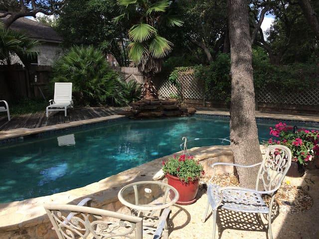 Maison Tranquille - San Antonio