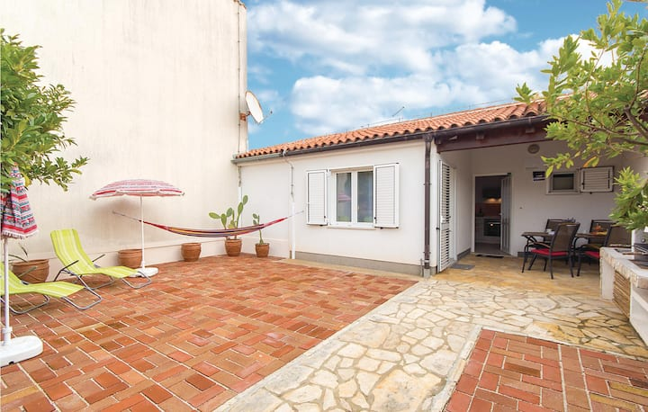 Awesome home in Barbariga with WiFi and 1 Bedrooms