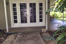 Lots of french doors
