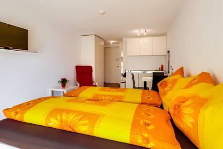 Apartment mit Kochnische und Bad - Lucerna - Pensió