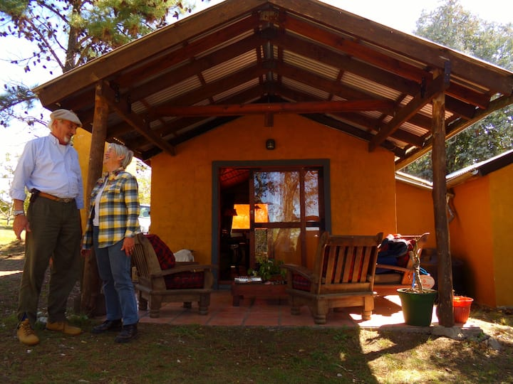 Casa rural con hermoso entorno, gran parque
