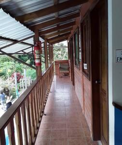Hosteria Santa Marianita Habitación 2