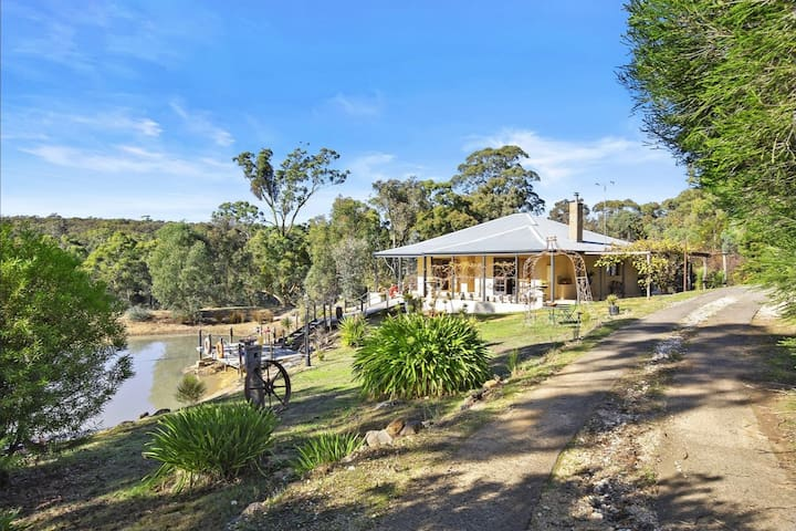 Secluded bush retreat - minutes from Daylesford
